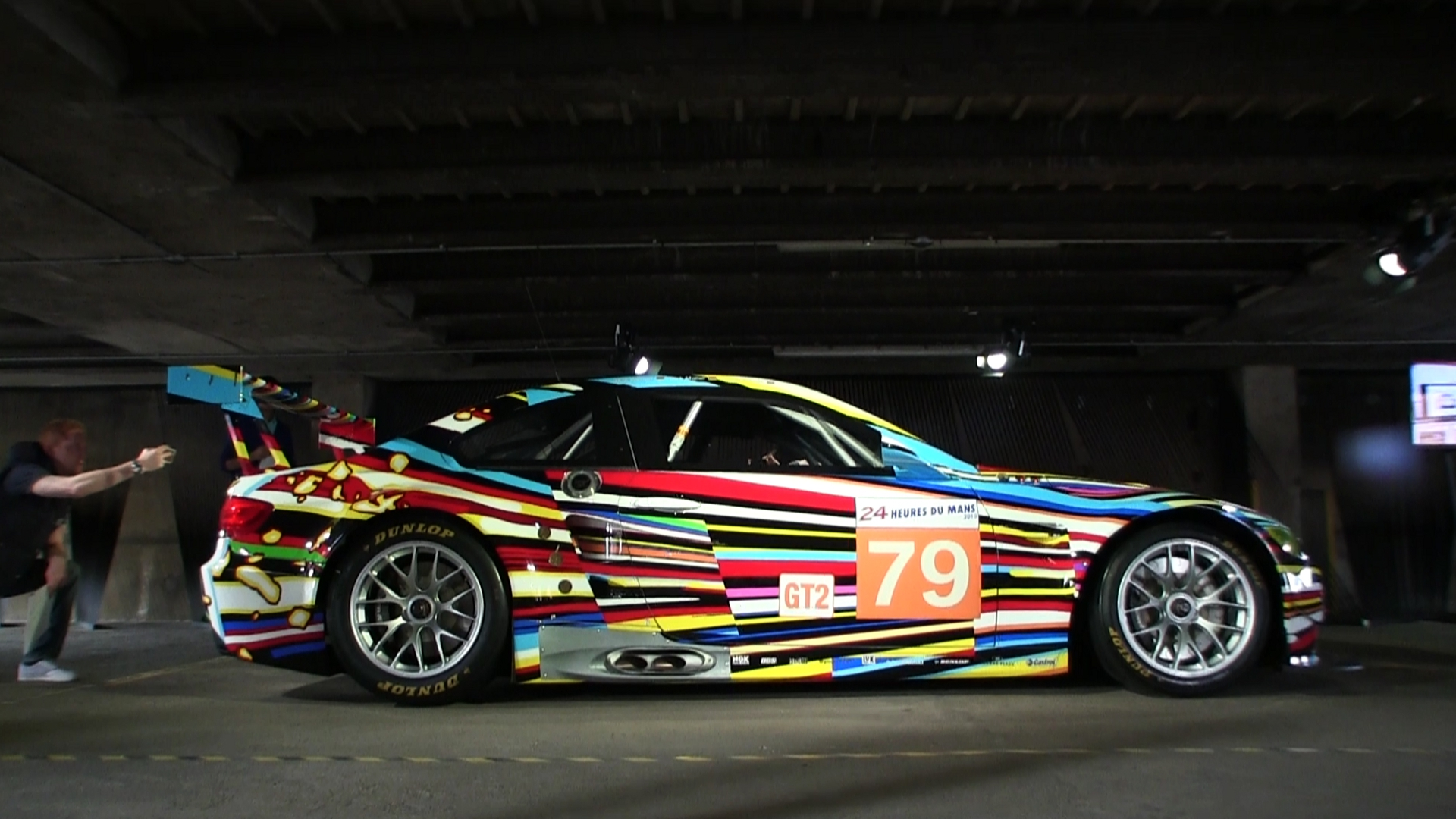 Art Drive Cool BMW Art Car Collection Decorated By Famous Artists - Cool car art